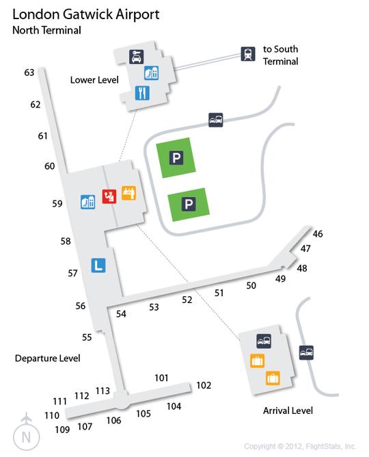 Denver Airport Parking Guide Den  Newhairstylesformen2014
